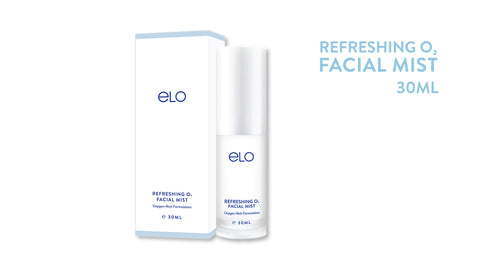 ELO Refreshing O₂ Facial Mist (Single Tube) (30ml)
