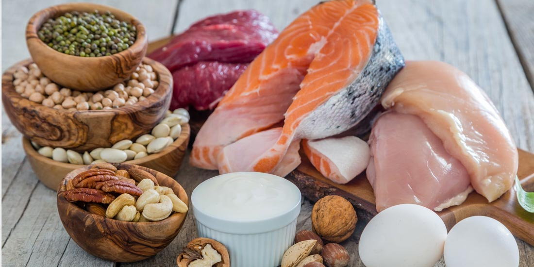 5 steps to avoiding protein deficiency