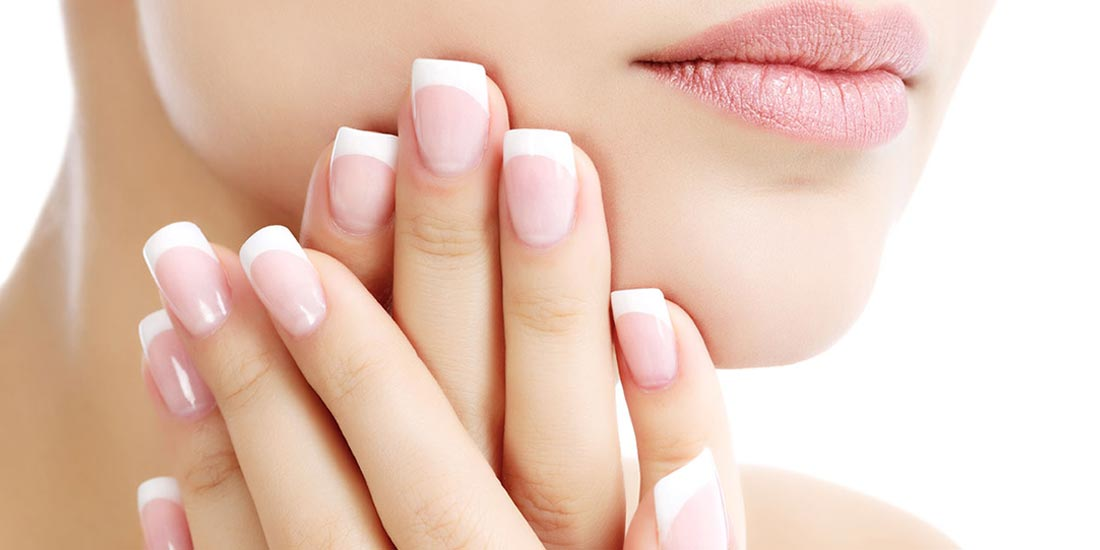 protein fixes weak nails and dull skin