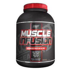 Nutrex Muscle Infusion 5Lb Double Combo