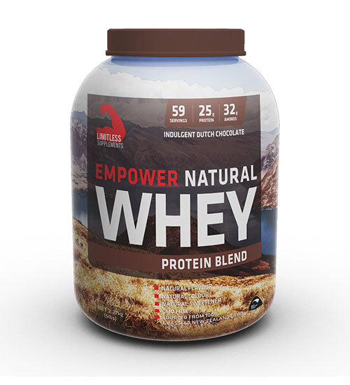 Limitless EMPOWER NATURAL PROTEIN BLEND 1kg