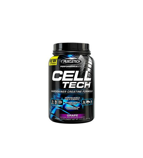 Buy MUSCLETECH CELL-TECH 3lb this sports supplement from Payless Supplements, today