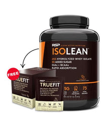 RSP ISOLEAN HYDROLYZED PROTEIN 5LB