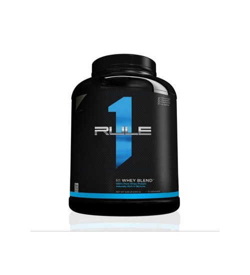 Buy RULE 1 WHEY BLEND 5lb this sports supplement from Payless Supplements, today