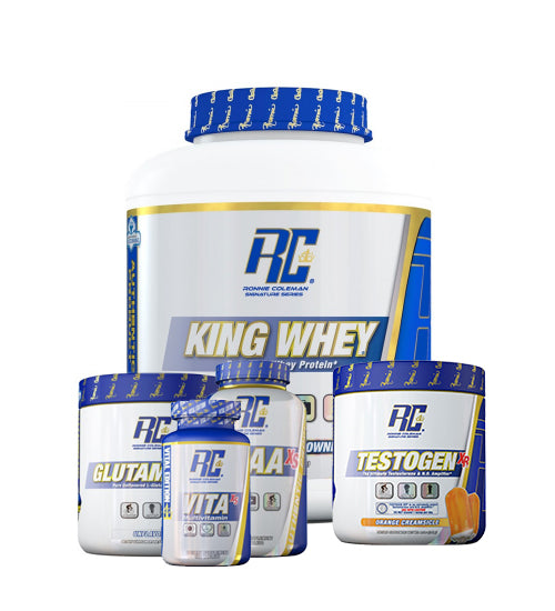 RONNIE COLEMAN KING WHEY STACK