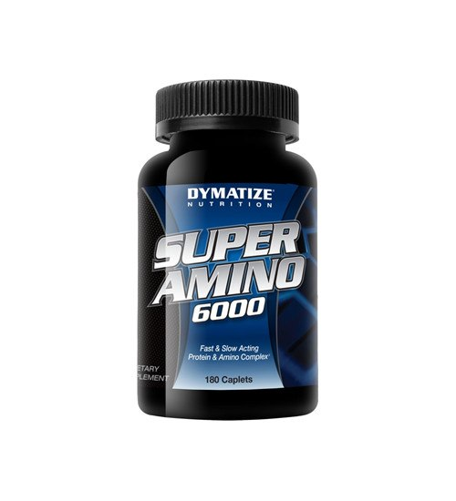 Buy Dymatize Super Amino 6000 180 Caps this sports supplement from Payless Supplements, today