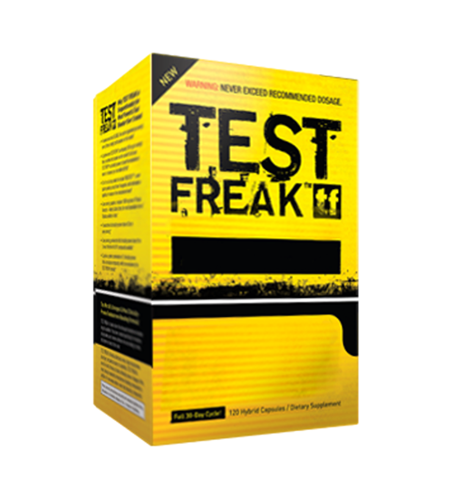 PHARMAFREAK TEST FREAK TESTOSTERONE BOOSTER