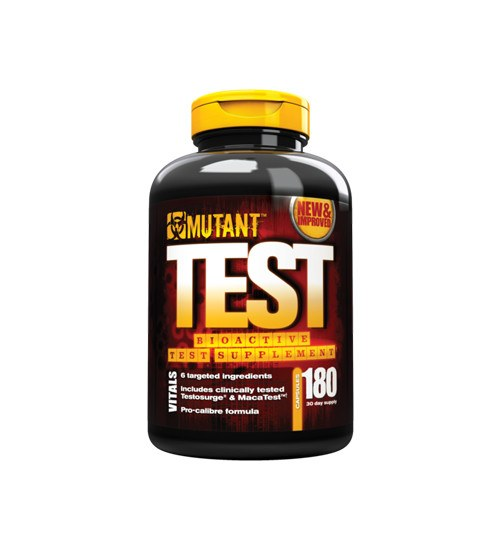 Buy Mutant Test 180 caps this sports supplement from Payless Supplements, today