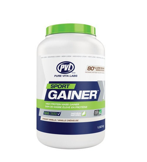Buy PVL Sport Gainer 6lb this sports supplement from Payless Supplements, today