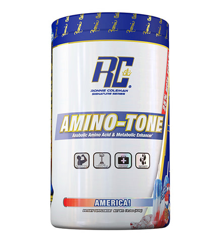 Buy Ronnie Coleman Ss Amino-Tone this sports supplement from Payless Supplements, today
