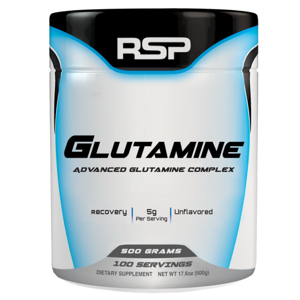 Buy RSP Glutamine this sports supplement from Payless Supplements, today