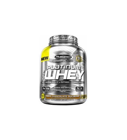 MUSCLETECH PLATINUM 100% WHEY PROTEIN 5lb