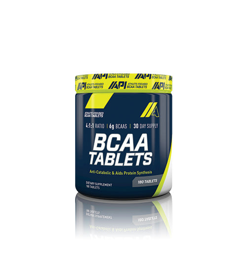 API BCAA TABLETS