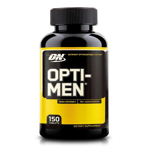Buy OPTIMUM NUTRITION OPTI-MEN 150 Tabs this sports supplement from Payless Supplements, today
