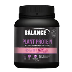 Buy BALANCE PLANT PROTEIN 500 gram this sports supplement from Payless Supplements, today