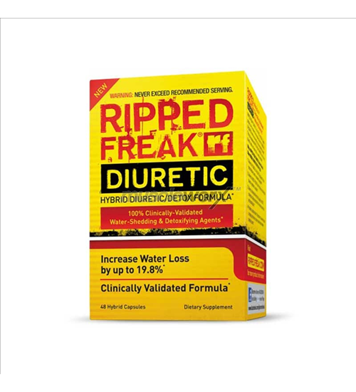 Buy PharmaFreak RIPPED FREAK DIURETIC this sports supplement from Payless Supplements, today