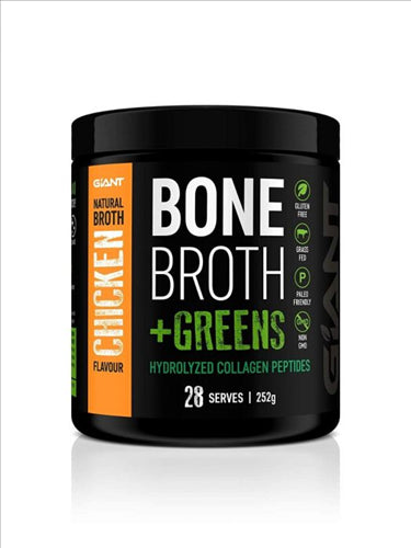 Buy Giant Sports Bone Broth Plus Greens this sports supplement from Payless Supplements, today