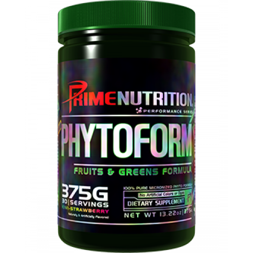 Buy Prime Nutrition Phytoform Greens this sports supplement from Payless Supplements, today