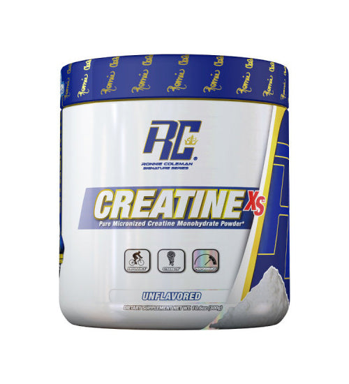 Buy Ronnie Coleman Creatine XS this sports supplement from Payless Supplements, today