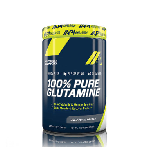Buy API 100% PURE GLUTAMINE this sports supplement from Payless Supplements, today