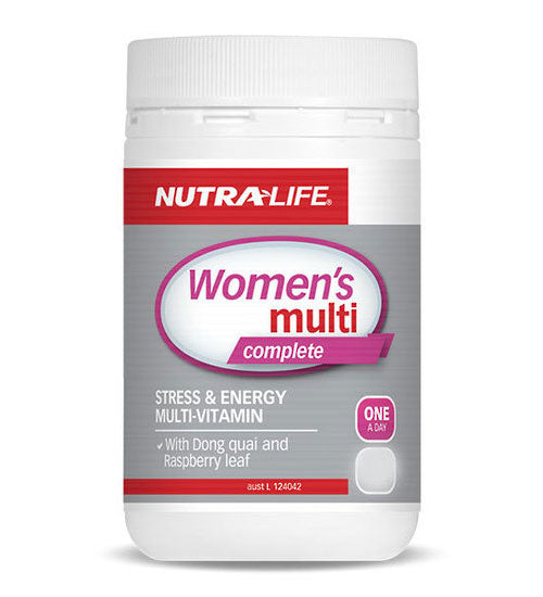 Buy NUTRA-LIFE WOMENS DAILY MUTLI this sports supplement from Payless Supplements, today