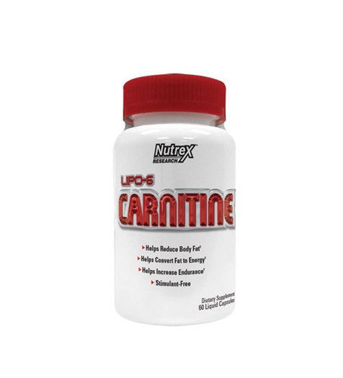 Buy NUTREX CARNITINE this sports supplement from Payless Supplements, today