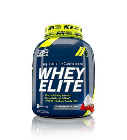 API Whey Elite 5Lb
