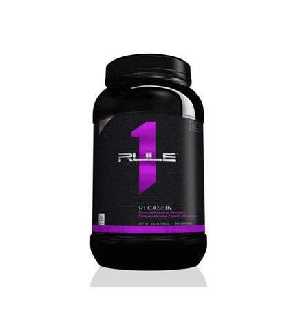Buy RULE 1 CASEIN this sports supplement from Payless Supplements, today