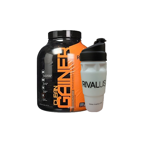 RivalUS Clean Gainer + Shaker