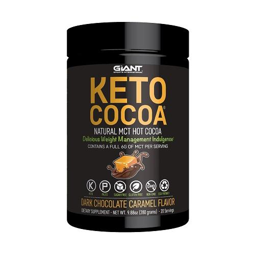 Buy Giant Sports Keto Cocoa this sports supplement from Payless Supplements, today