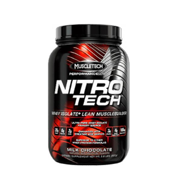 Buy MUSCLETECH NITRO TECH 2LB this sports supplement from Payless Supplements, today