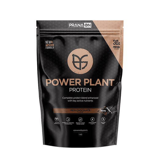 PRANAON POWER PLANT - TopDog Nutrition