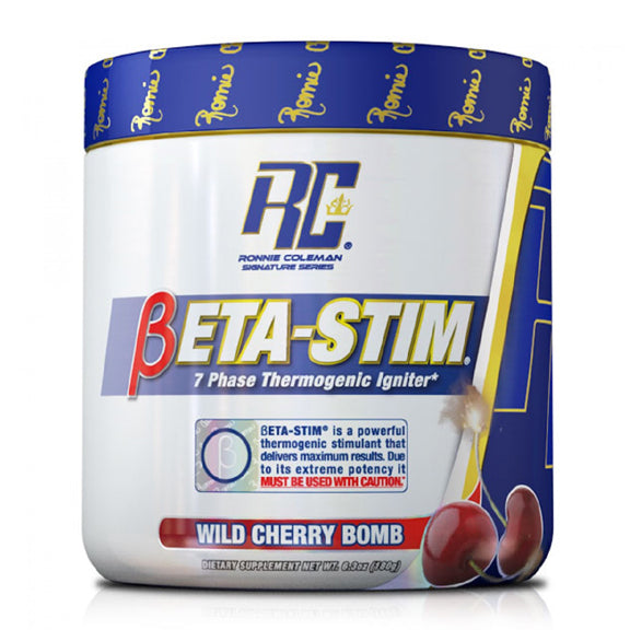 RONNIE COLEMAN BETA-STIM POWDER
