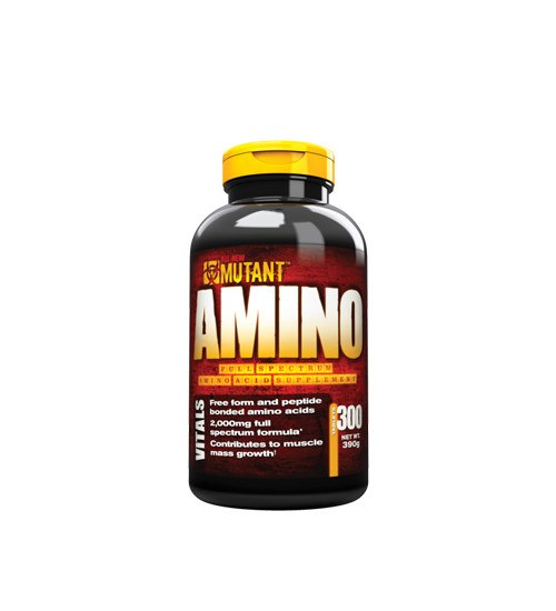 Buy MUTANT AMINO TABS this sports supplement from Payless Supplements, today