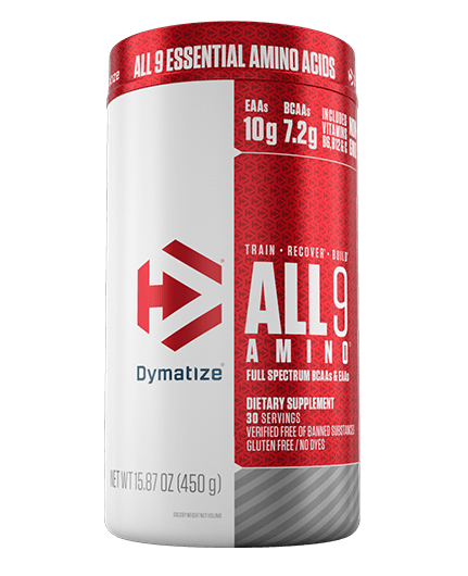 Buy Dymatize All 9 Amino this sports supplement from Payless Supplements, today