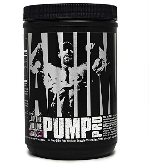 Animal Pump Pro + Free Creatine + Shaker