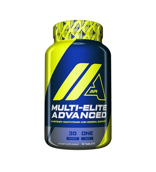 Buy API MULTI-ELITE ADVANCED this sports supplement from Payless Supplements, today