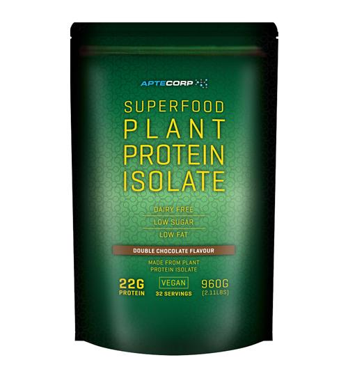 Aptecorp Superfood Plant Protein Isolate | TopDog Nutrition