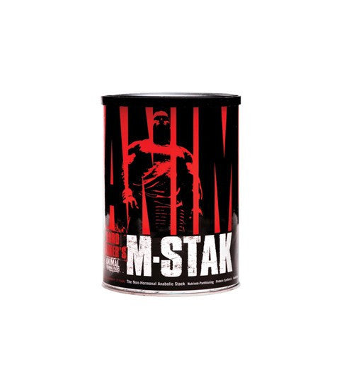 Buy UNIVERSAL ANIMAL M-STAK 21 PAK this sports supplement from Payless Supplements, today