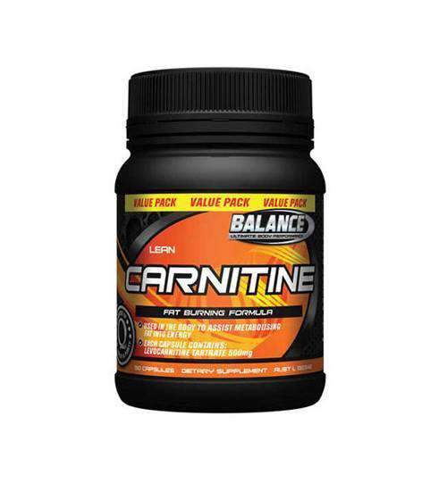 Buy BALANCE L - CARNITINE  Caps this sports supplement from Payless Supplements, today