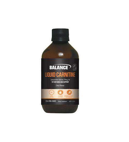 Buy BALANCE LIQUID CARNITINE this sports supplement from Payless Supplements, today