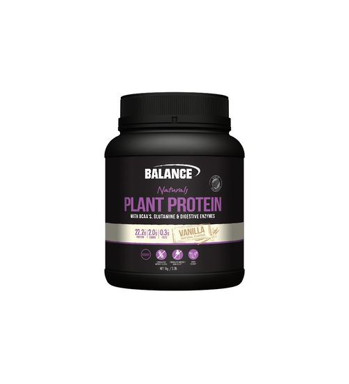 Buy BALANCE PLANT PROTEIN 1kg this sports supplement from Payless Supplements, today