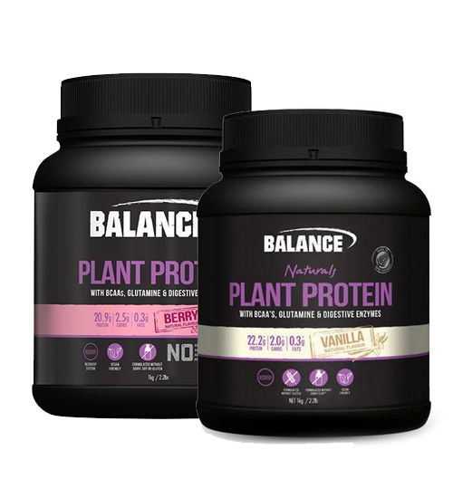 BALANCE PLANT PROTEIN COMBO X2