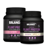 Buy BALANCE PLANT PROTEIN COMBO X2 this sports supplement from Payless Supplements, today