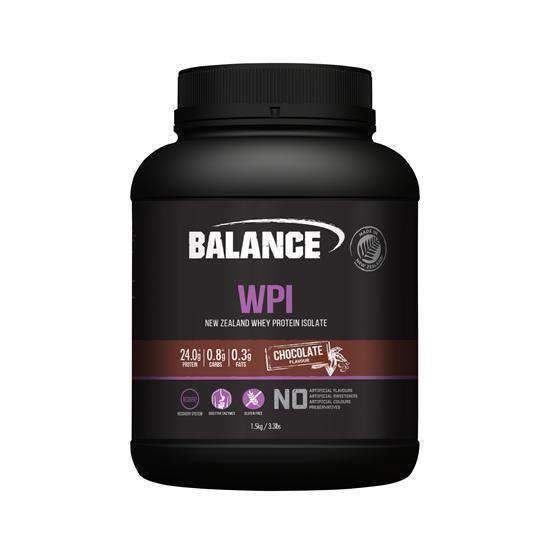 Buy Balance WPI Protein this sports supplement from Payless Supplements, today