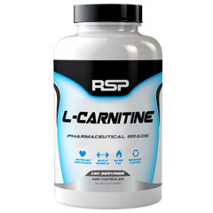Buy RSP L-Carnitine this sports supplement from Payless Supplements, today