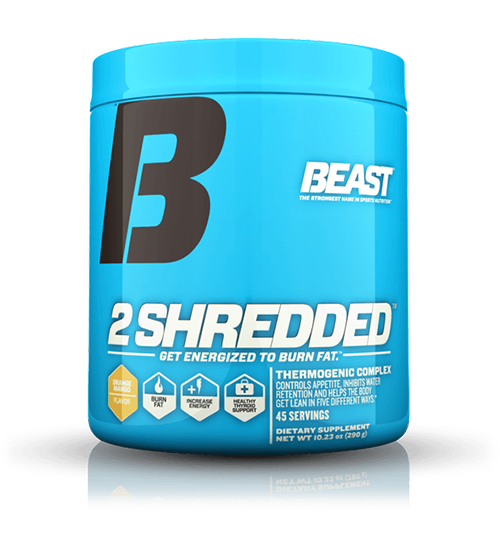 Beast Sports 2 SHREDDED – POWDER