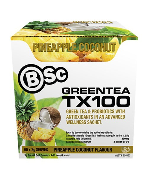 BSC BODY SCIENCE GREEN TEA TX100