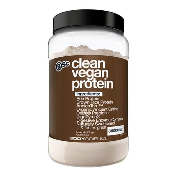 Buy BSc Clean Vegan Protein 1kg this sports supplement from Payless Supplements, today