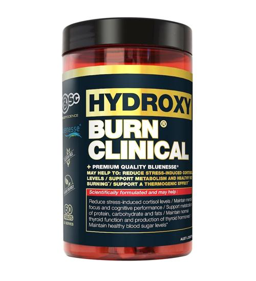 Buy BSC Body Science Hydroxyburn Clinical this sports supplement from Payless Supplements, today